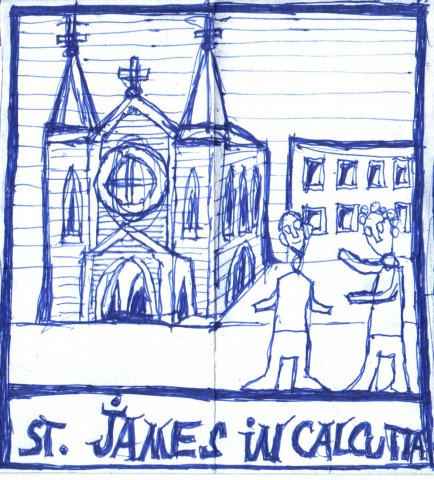 st.james in calcutta